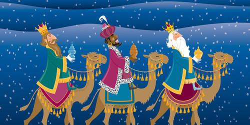 Cena de Reyes